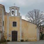 Eglise d'Auribeau