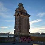 Ruines du pont au Lions