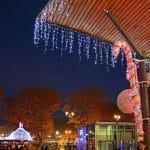Aix illuminée à Noël