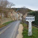 départ de Buoux
