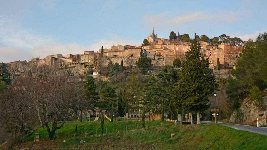 Le vallon de Sanguinette