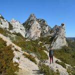 Vers le Col de Vallongue