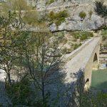 Pont Roman sur la Méouge