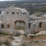 Rampart Fort de Buoux
