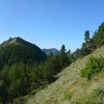 Départ du Col de Gleize