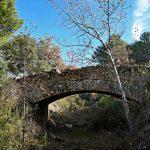 Pont sur l'ancien Canal du Verdon