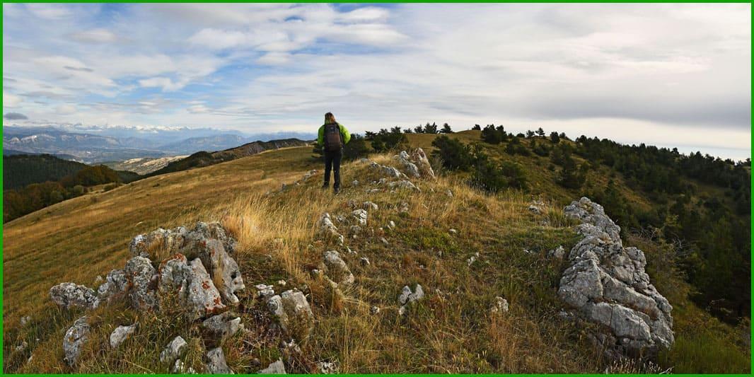 Montagne de Chanteduc